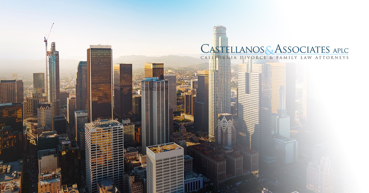 Los Angeles Divorce Lawyer Castellanos Amp Associates Aplc