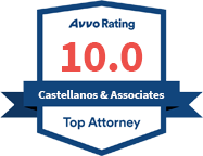 Avvo 10.0 Rating - Top Attorney